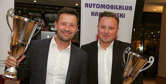 Maciej Steinhof i Dawid Filipowicz
