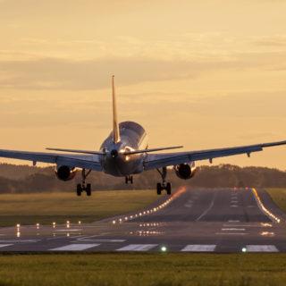 Podróż służbowa samolotem