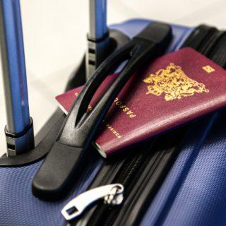 odprawa paszportowa