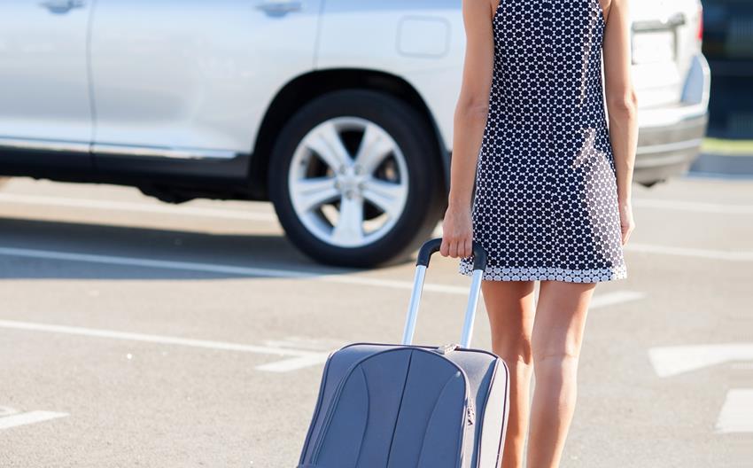 transport z lotniska