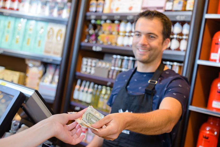 robienie zakupów za granicą