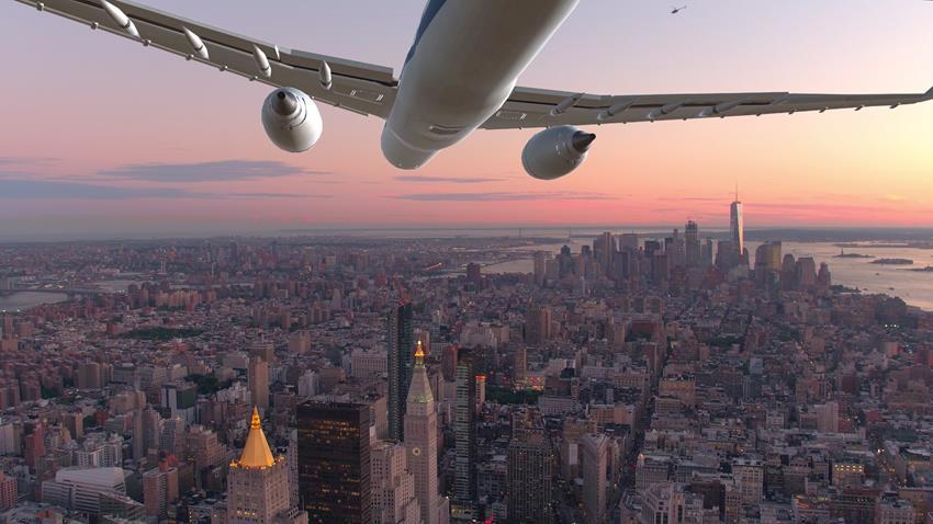 Nowy York w USA - w 2020 roku polecisz tam z lotniska w Balicach