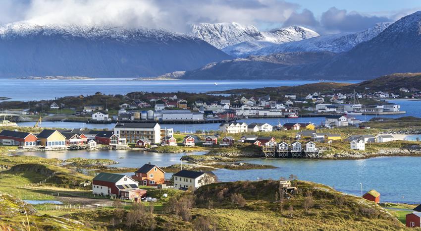 Nowe kierunki lotów z portu lotniczego Kraków-Balice - Tromso w Norwegii